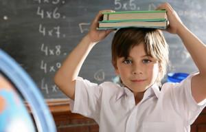 Boy at Clintonville Schools