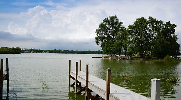 Buckeye Lake Communities in OHIO