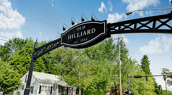 HILLIARD, OHIO