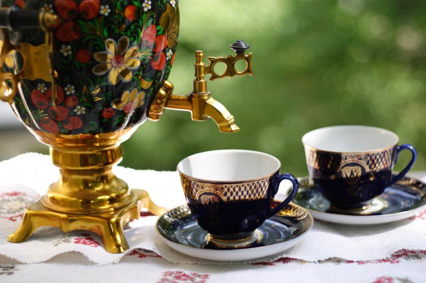 Tour and Tea at Kelton House