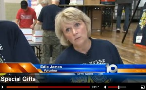 Edie Interview Channel 10 news Operation Buckeye