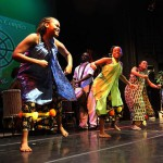 Columbus Childrens African Dance Company The King Arts Complex