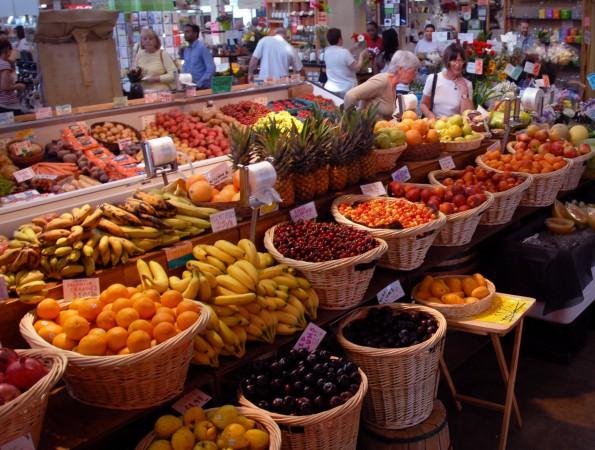 Central Ohio Farmers Markets