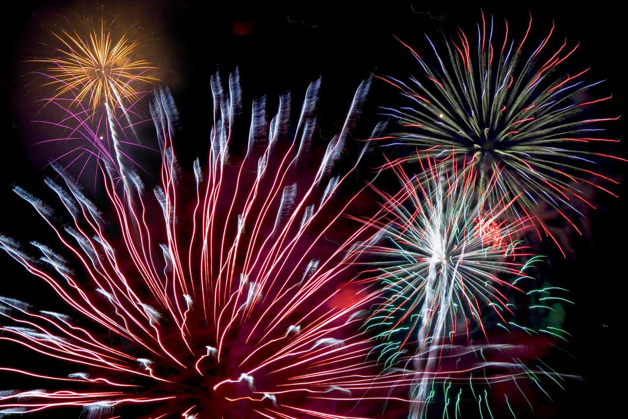 Columbus July 4th Fireworks Finder
