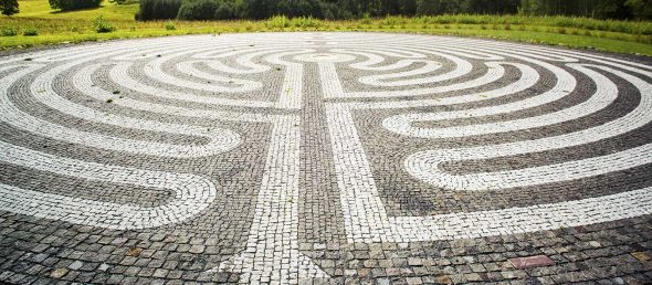 Columbus Labyrinths
