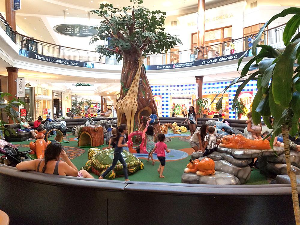 Polaris Fashion Place Premier Indoor Mall in Columbus, Ohio 86