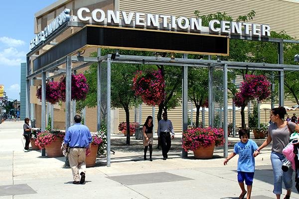 Columbus OH Convention Center