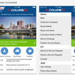 Have You Discovered the MyColumbus App?