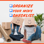 Checklist for Organizing Your Move