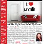 Is It The Right Time To Sell My Home?
