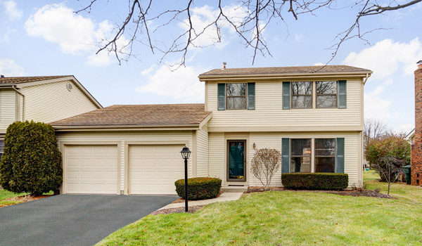 Sold 1700 Twin Oaks Drive Powell Oh 43065 The