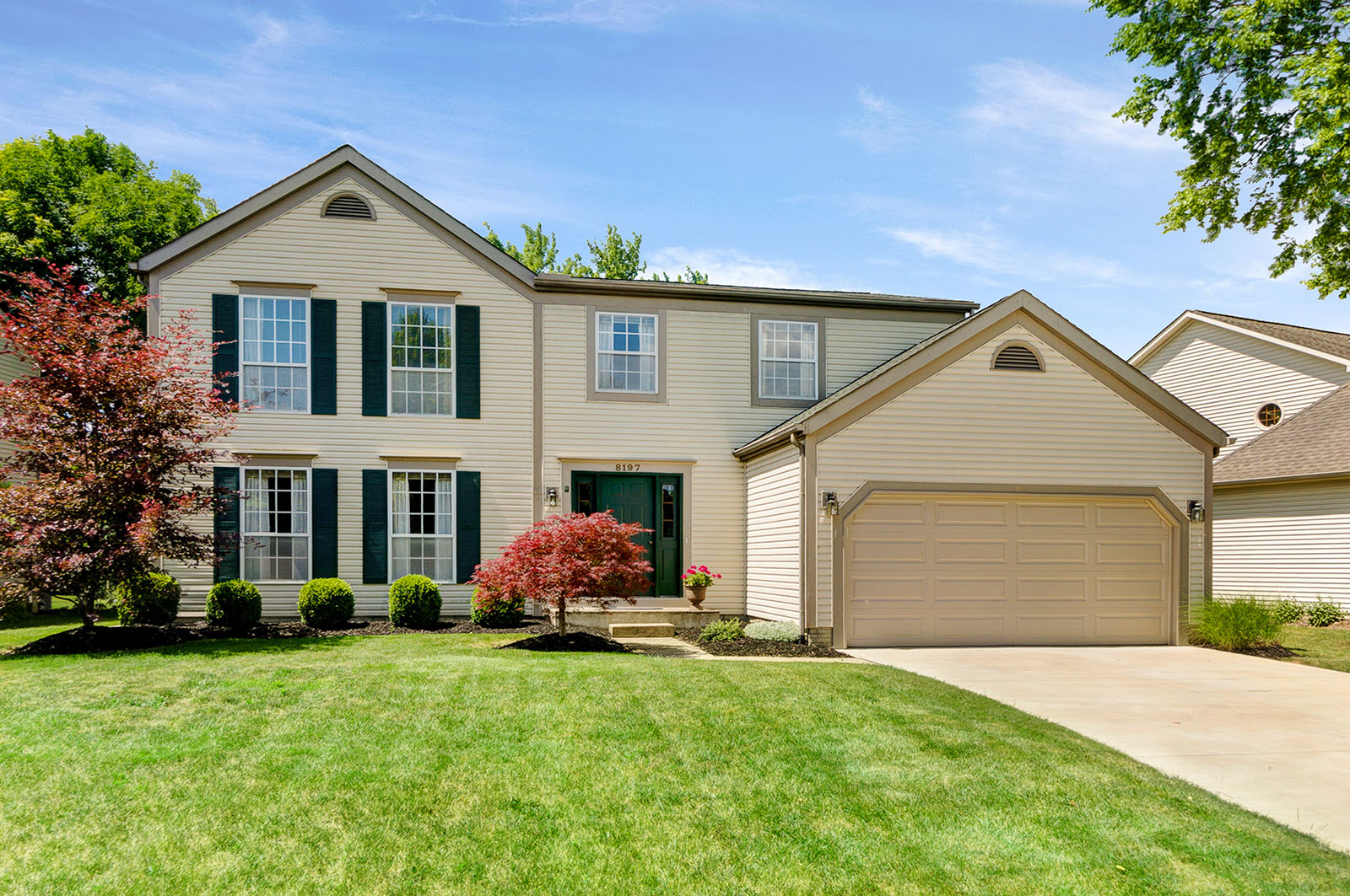 8197 Storrow Drive, Westerville OH