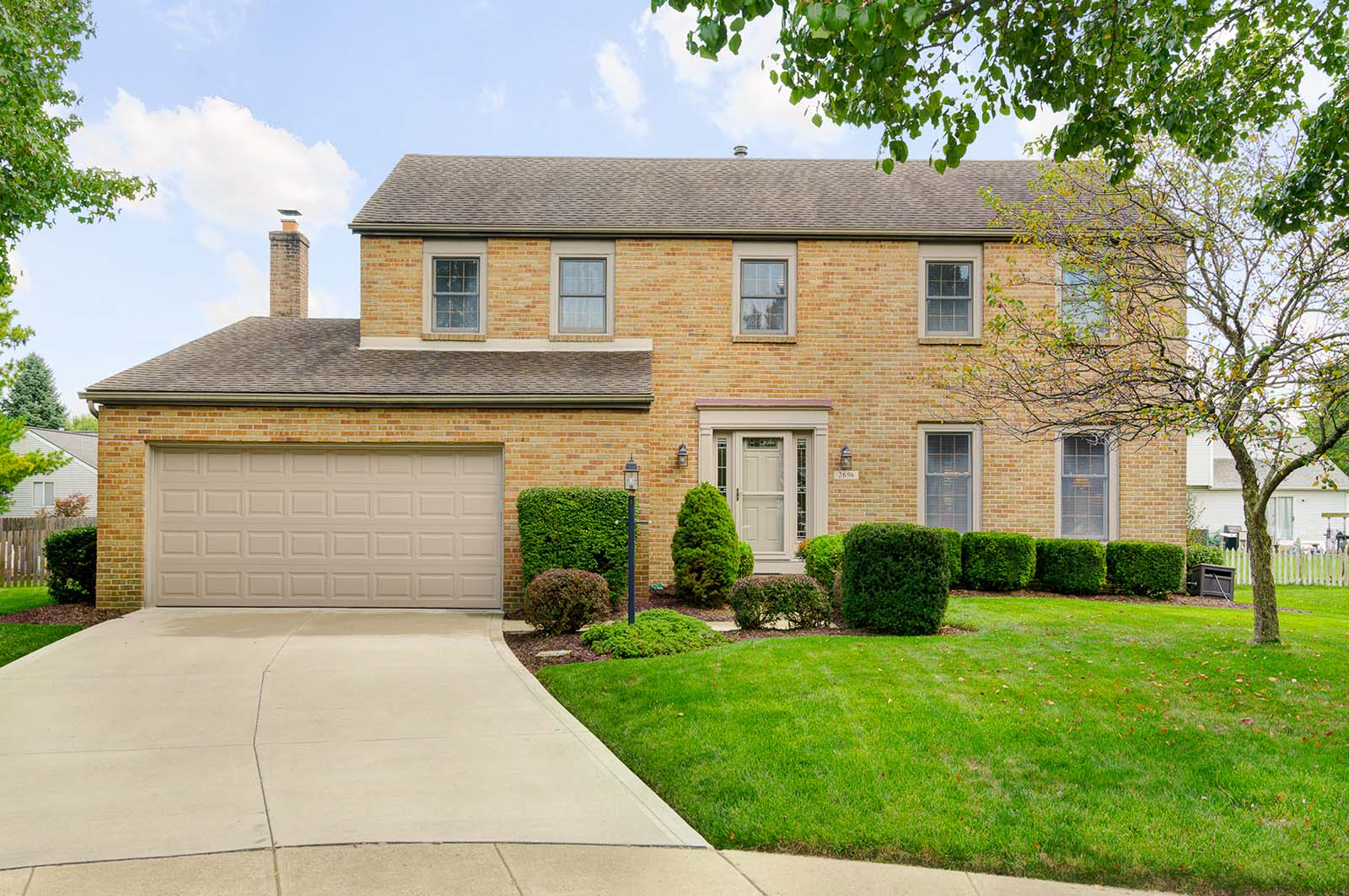 2696 Westwind Court, Hilliard OH