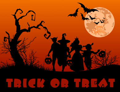 Halloween Trick or Treat Tomes for Columbus & Central Ohio