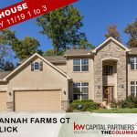 Blacklick Open House Sunday November 19