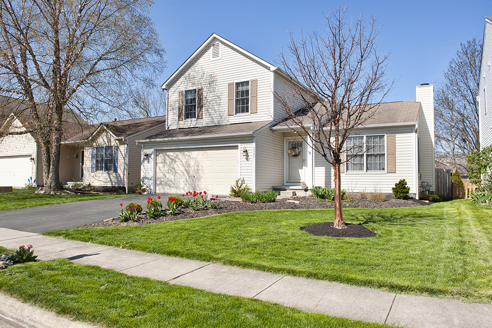 8573 Olenbrook Dr, Lewis Center front of house