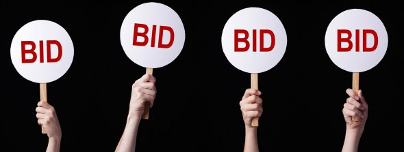 Buying a home at auction