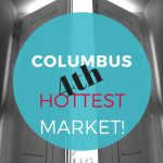 Columbus ranks 4th hottest market