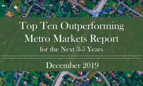 Columbus Real Estate Market Expected to Outperform Over the Next Three to Five Years