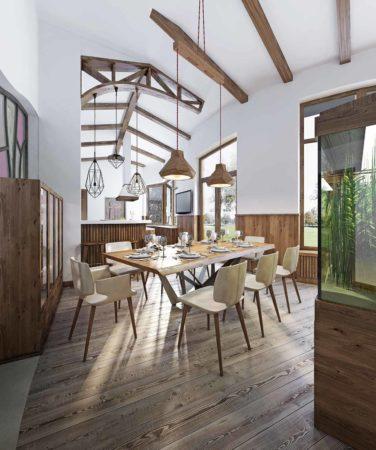 Barndominium Interior - Furnishing a Barndominum